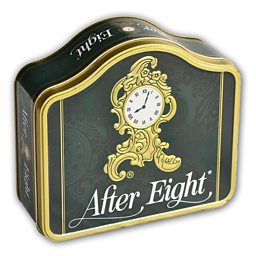 After Eight design by Anthony Gilbert